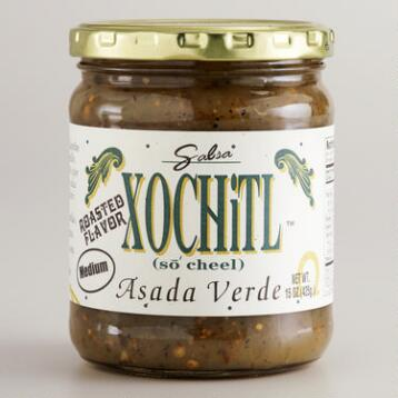 Xochitl Asada Verde Medium Salsa